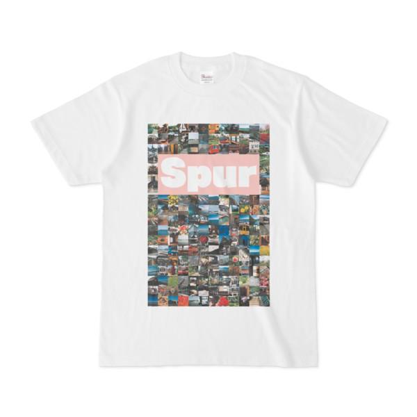 シンプルデザインTシャツ Spur/176_A(PINK)