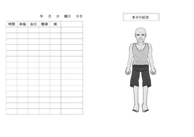 【寅年蠍座A型が考案】肺がん闘病リスト