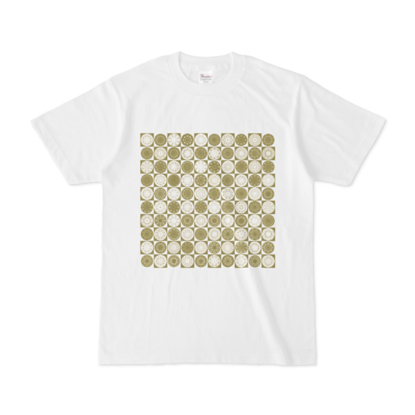 シンプルデザインTシャツ Othello(OLIVE)