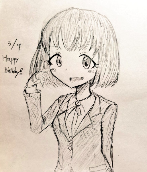 しのぶちゃん誕生日おめでとう!