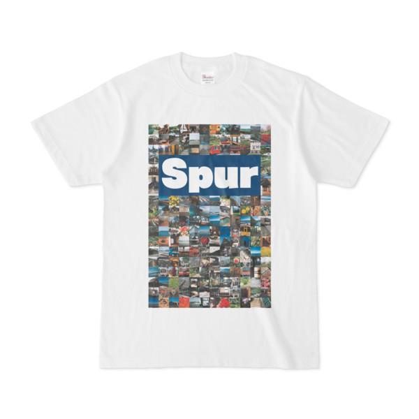 シンプルデザインTシャツ Spur/176_A(NAVY)