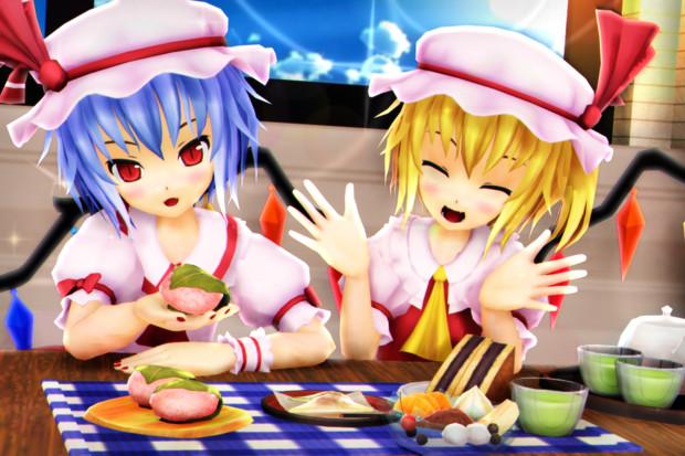 【レミフラ!】春の和菓子セットで 気分も癒されちゃお…♡