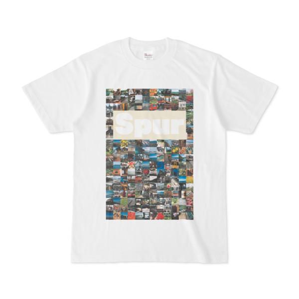 シンプルデザインTシャツ Spur/176_A(BEIGE)
