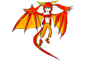 空軍ドラゴン娘