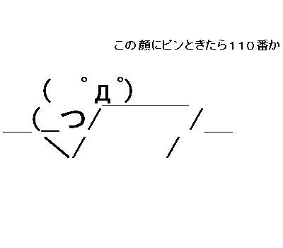指名手配(GIF)