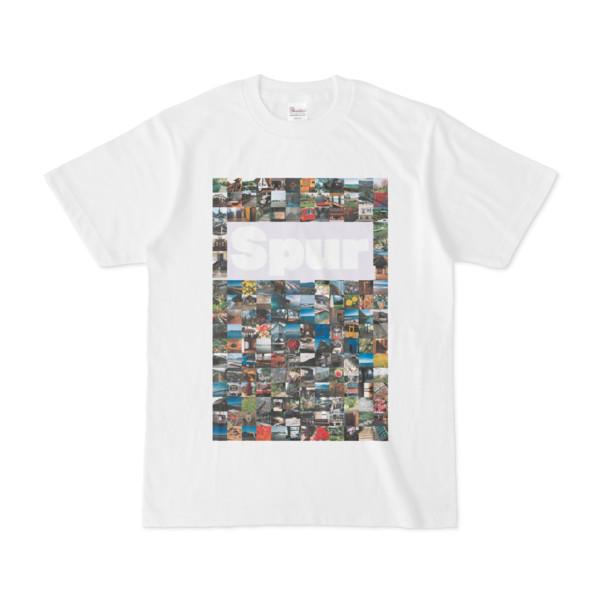 シンプルデザインTシャツ Spur/176_A(LAVENDER)