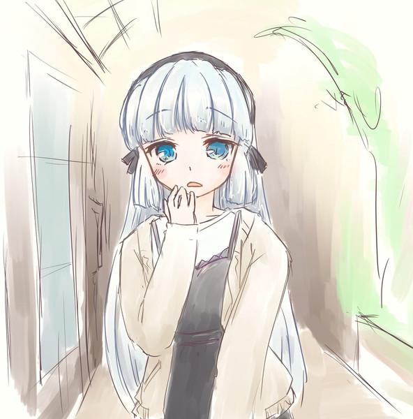 普段着レティちゃん
