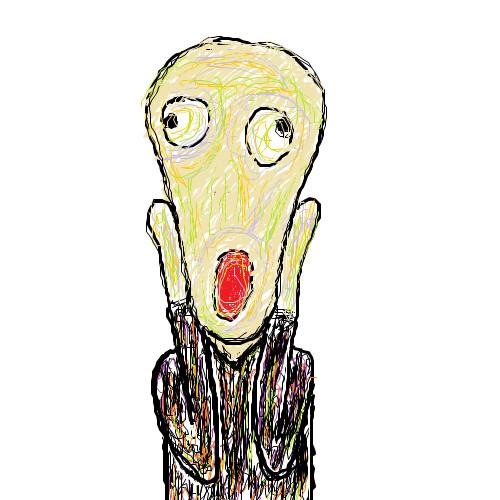 叫び マーヂナルマン さんのイラスト ニコニコ静画 イラスト