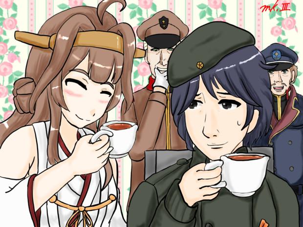 広がれ紅茶の輪