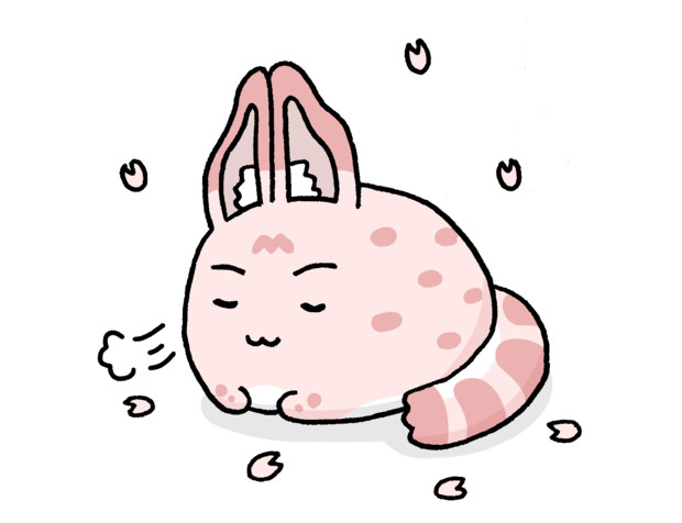 桜サーバルちゃん