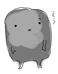 ひんそうなぬりかべ かしわ さんのイラスト ニコニコ静画 イラスト