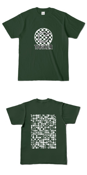 Tシャツ フォレスト 円TANKER