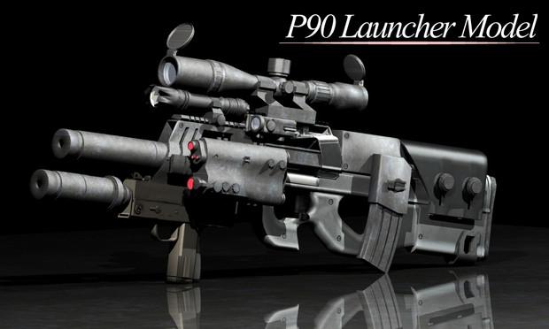 P90ランチャー
