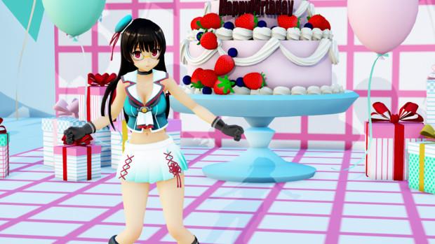 鳥海さんの誕生日お祝い2020