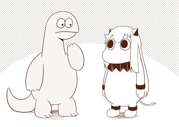むっぽと恐竜