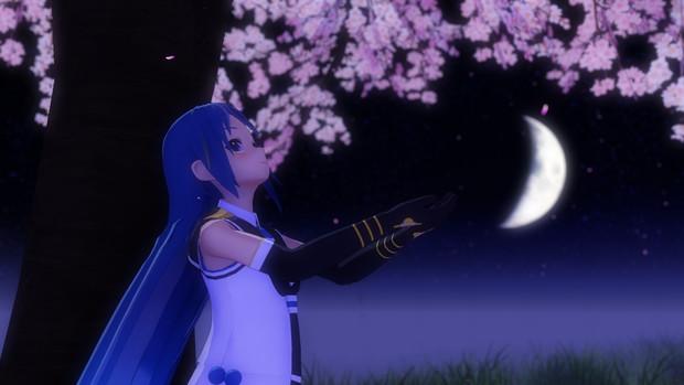 【RAY-GO静画祭Vol.6】夜桜の五月雨