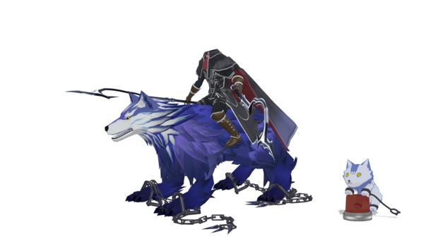 【Fate/MMD】新宿のアヴェンジャーモデル ver.2