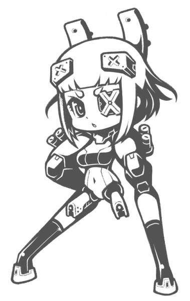陸戦機械少女