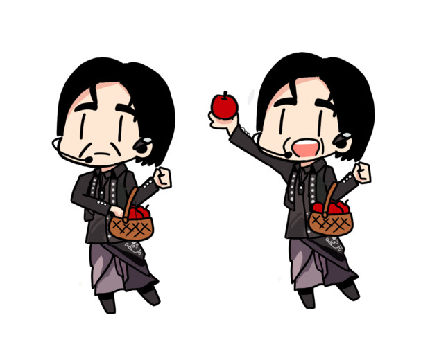 亜かりんごのうた