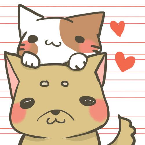 猫と犬 きんかねこ さんのイラスト ニコニコ静画 イラスト