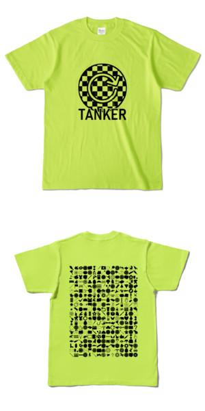 Tシャツ ライトグリーン 円TANKER