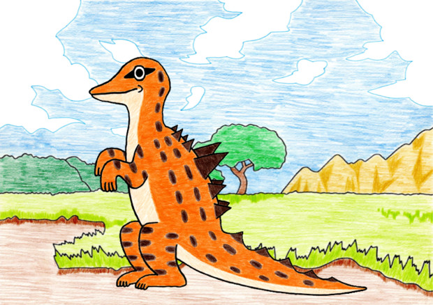【令和最初の】前世紀の怪獣 剣龍を見よ【恐竜の日】