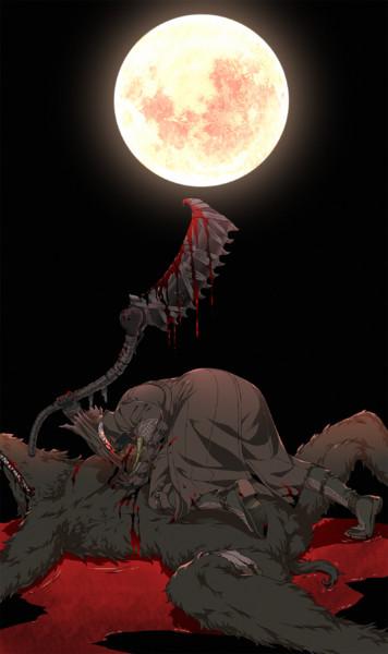 獣を狩る獣