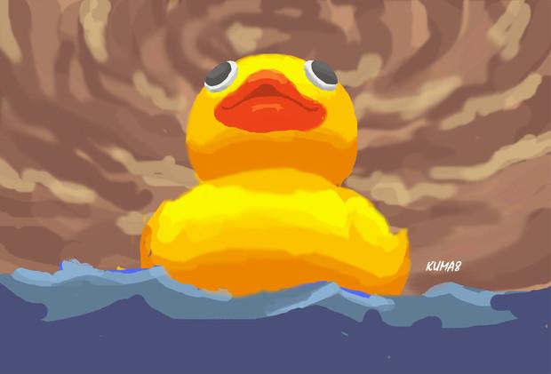 熱き海に浮かびし者