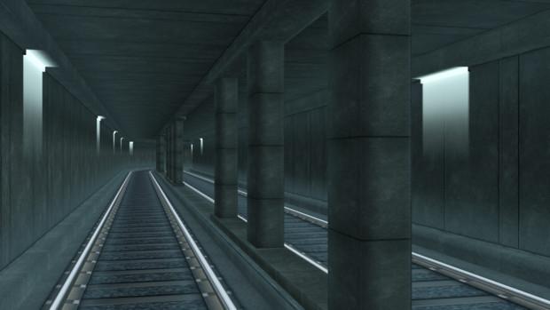 St.20 地下鉄トンネルVer.1.1