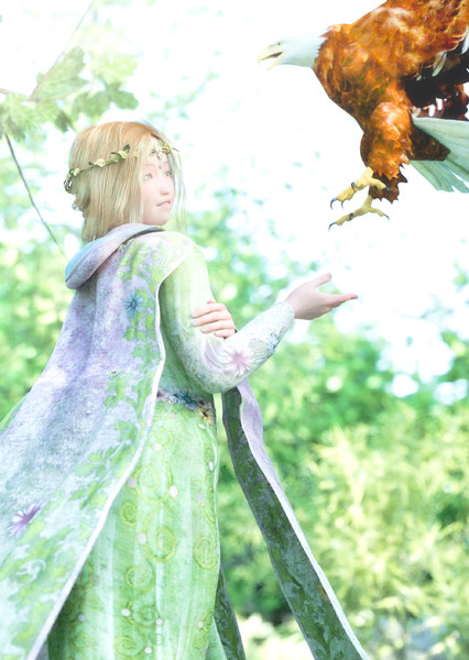 Princess Of Spring