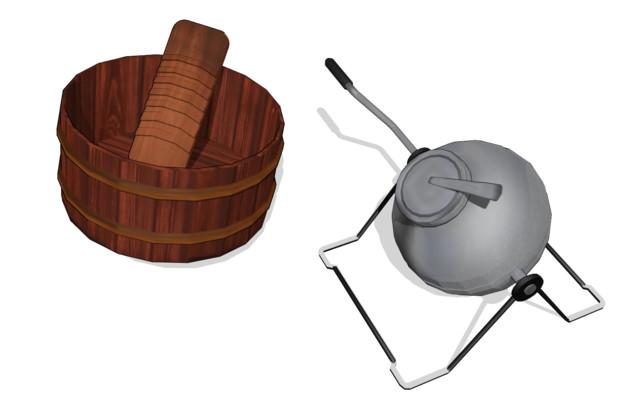 bst20200423戦前の洗濯道具