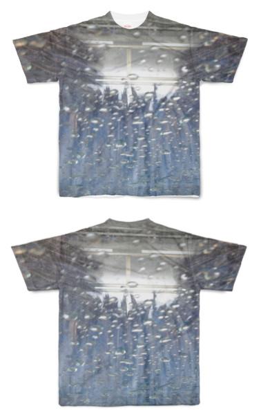 Tシャツ フルグラフィック 洗車中