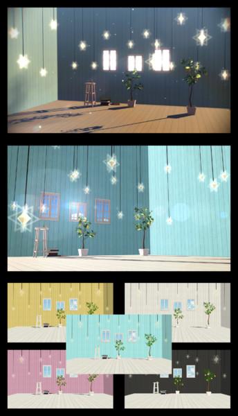 ステージ(檸檬)【ステージ配布】