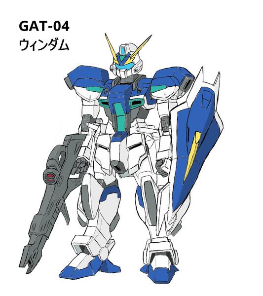 GAT-04 ウィンダム
