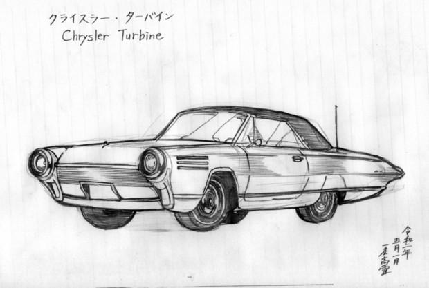 クライスラー・ターバイン(Chrysler Turbine)