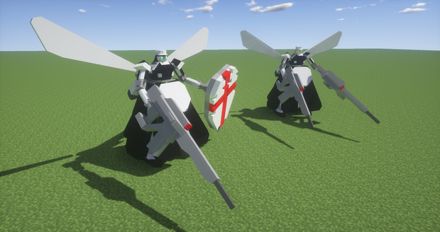 BCF Sca-01 メイドフェアリー