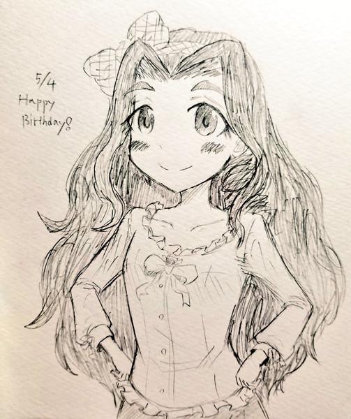 わかばさん誕生日おめでとうございます!