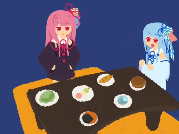お菓子いろいろ