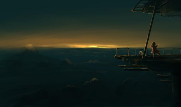 ピュイ子と遠き空