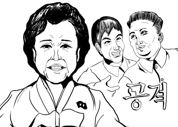 北側クリステル~北朝鮮中央放送委員会アナウンサー 李 春姬(リ・チュニ)
