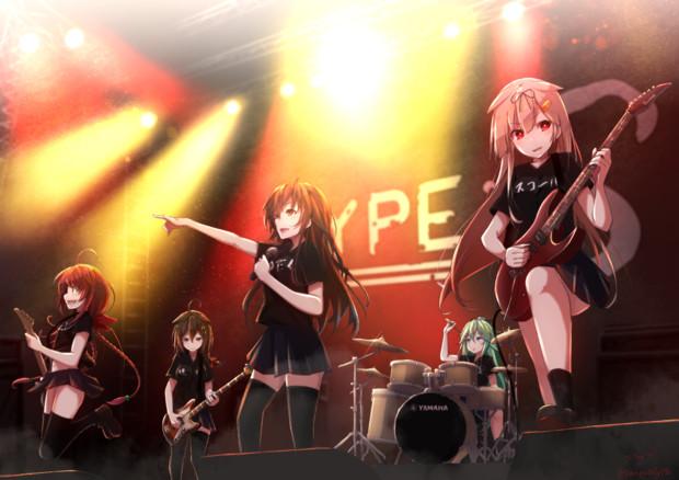 白露型バンド
