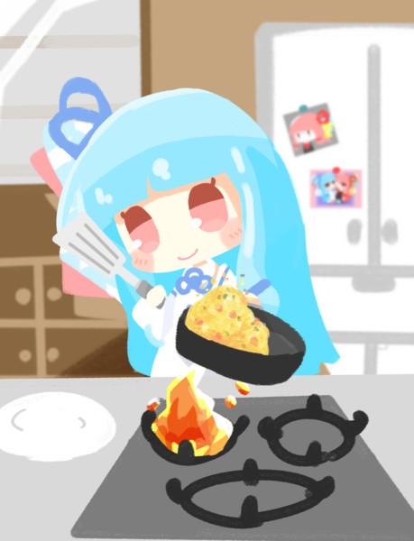 お料理葵ちゃん