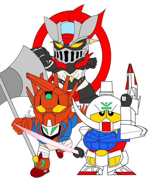 大惨事スーパーロボット大戦