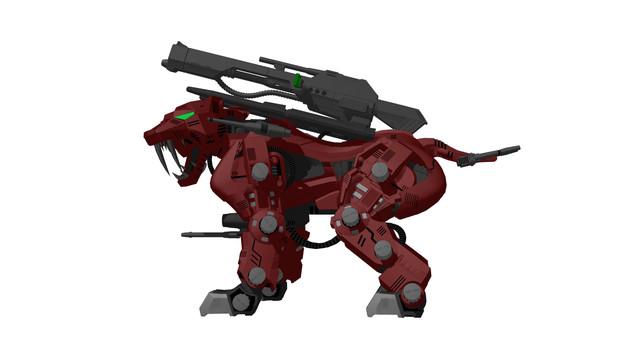 セイバータイガーMkⅡ