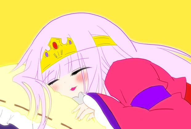 魔王城の眠り姫 スヤリス姫