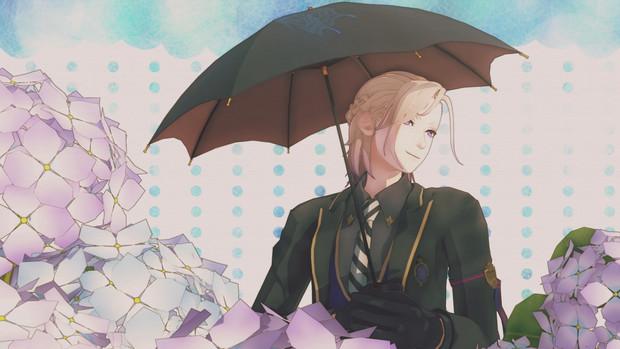 優しい雨の日