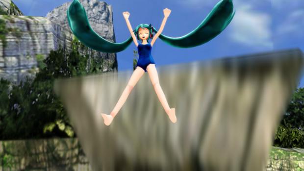 バトーキン島で夏先取り!