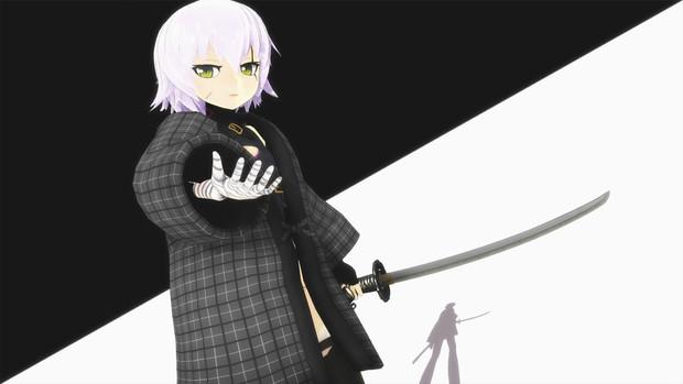 はんてんジャックちゃん【Fate/MMD】