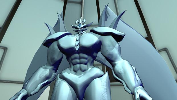 【MMD遊戯王】オベリスクの巨神兵