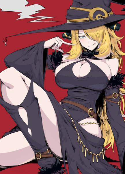 魔女シロナ